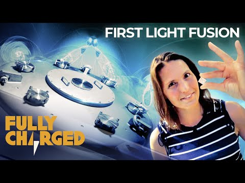 First Light Fusion: The Future of Electricity Generation and