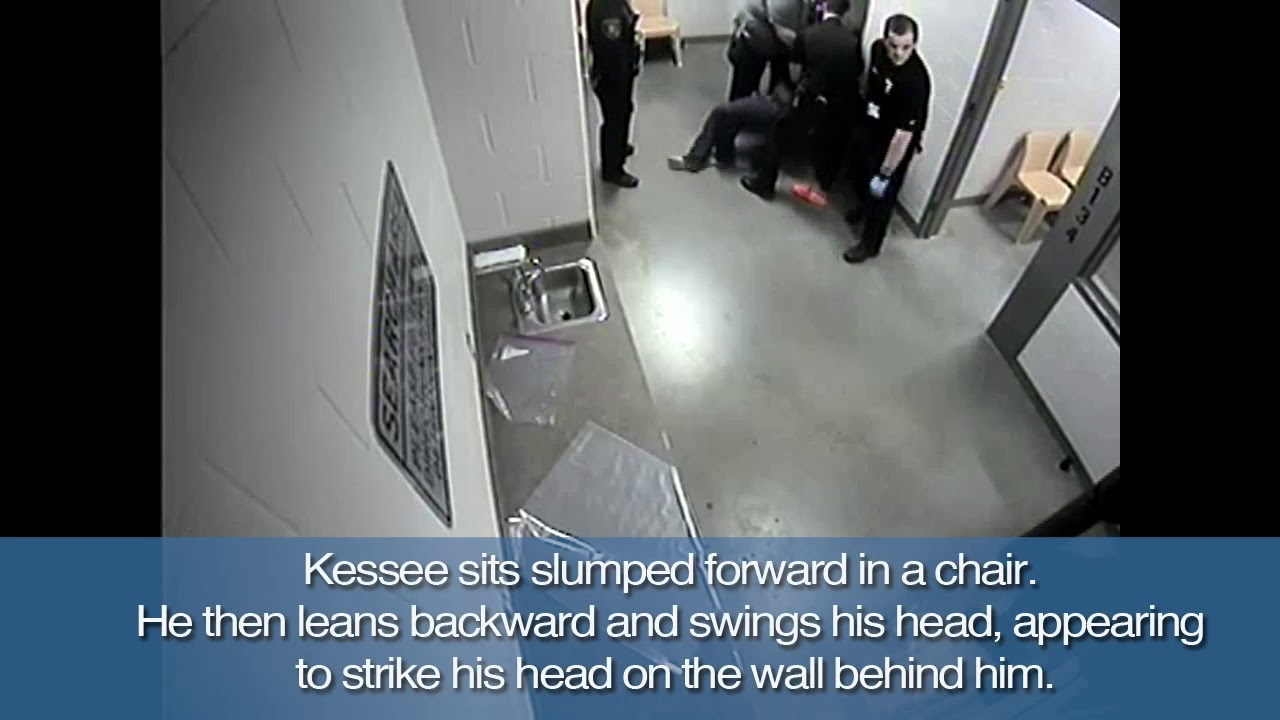 Cleveland County jail officials release video taken shortly before inmate  death