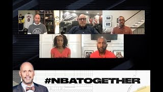A Roundtable Discussion About Race on #NBATogether | NBA on TNT