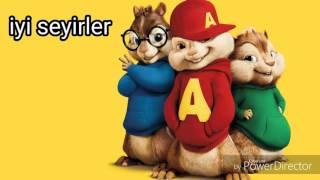 """Emrah Karaduman ft Aleyna Tilki """"Cevapsız Çınlama"""" Alvin ve sincaplar"""