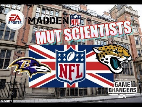 MUT CABLE LONDON NFL EPISODE | MADDEN NFL 18