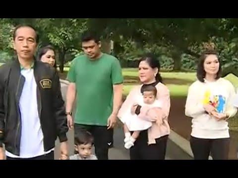 download Jokowi: Bobby Nasution Lebih Punya