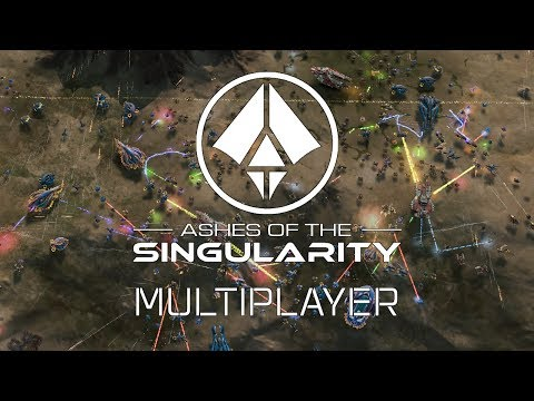Ranked Queue 1v1: Ashes of the Singularity