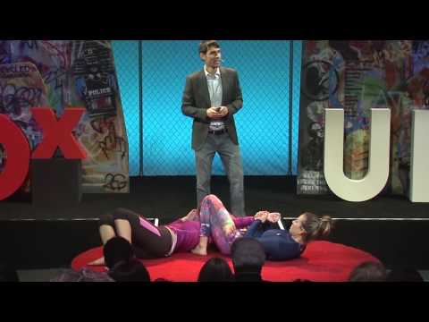 Building A Better World With Brazilian Jiu Jitsu | Frank Curreri | TEDxUNLV