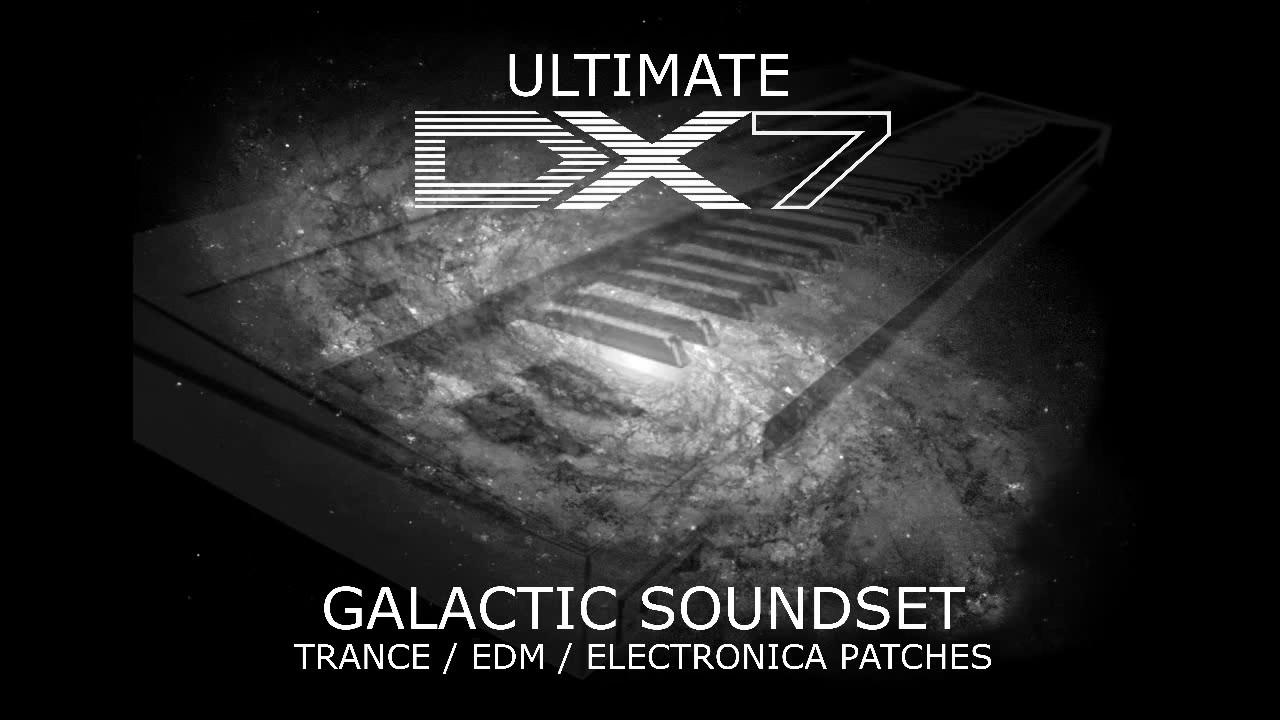 My DX7 / FM programming - Gearslutz