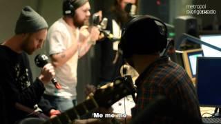Avsnitt 40: Looptroop Rockers kör Last Song akustiskt med Spiderdogs - Kärleksattackens webbteve