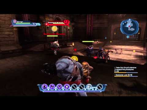 DCUO Beta: Boss - Circe