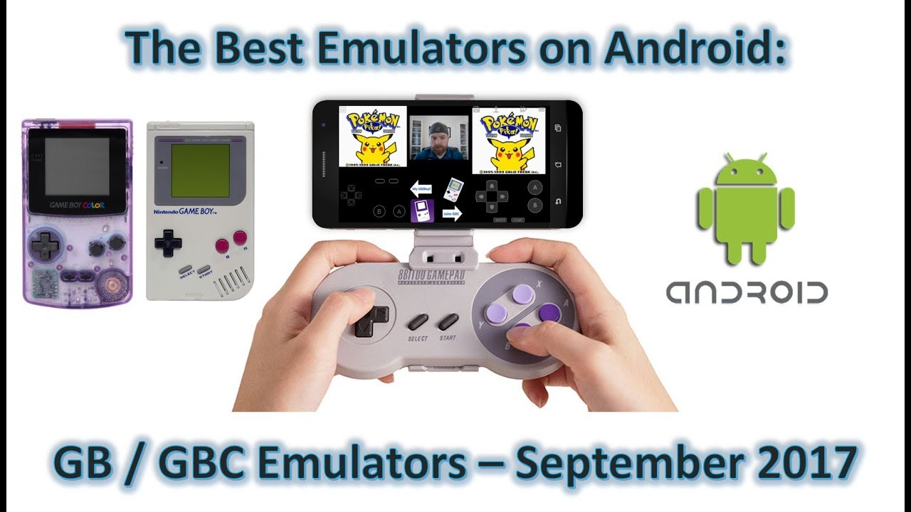 Gameboy color emulators - Best Emulators On Android Gameboy And Gameboy Color