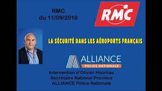La sécurité dans les aéroports français