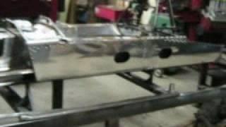 Add Vintage Motors Race Car Restoration: Formula 5000 1969 Lola T190 / Restoration Video 2