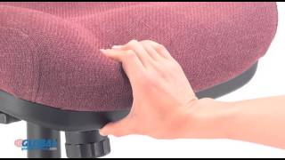 8 Way Adjustable High Back Chairs