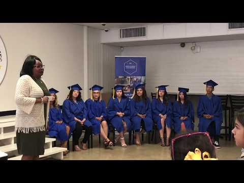 Ms. Gwen Orange, Austin CAN Academy Graduation