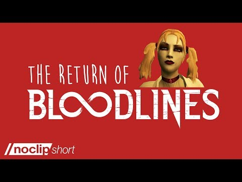 The Return of Vampire: The Masquerade - Bloodlines