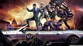 Saints Row 4 - Free Roaming lvl 50