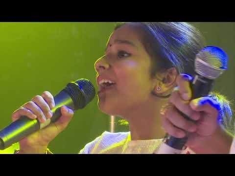 Malayalam Film Song Minungum Minna minunge by MG Sreekumar & Shreya Jayadeep at Hridayathil Sookshik