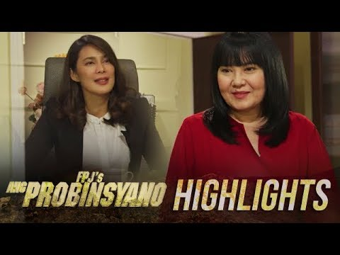 Lily tries to win Diana over | FPJ's Ang Probinsyano