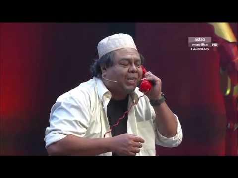 Maharaja Lawak Mega 2013 - Minggu 6 - Persembahan Comey