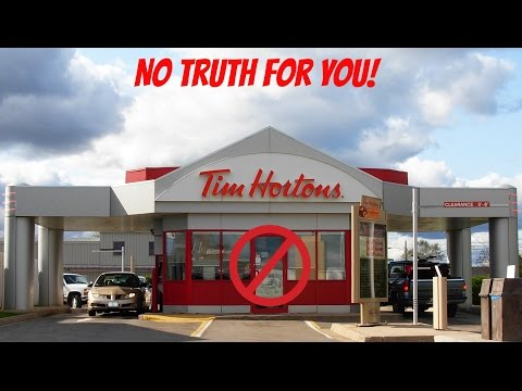Tim Hortons Doesn't Want You To See The Truth
