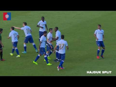 Velenje: Rudar - Hajduk 2:2