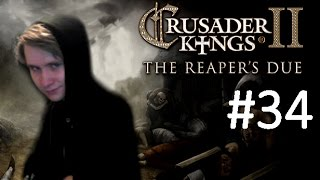 CK2 Reaper's Due - Immortal Cannibal - Part 34: Plot to kill