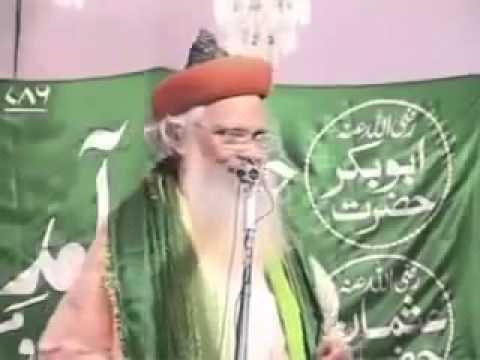 Syed hashmi miyan on wahabi deobandi