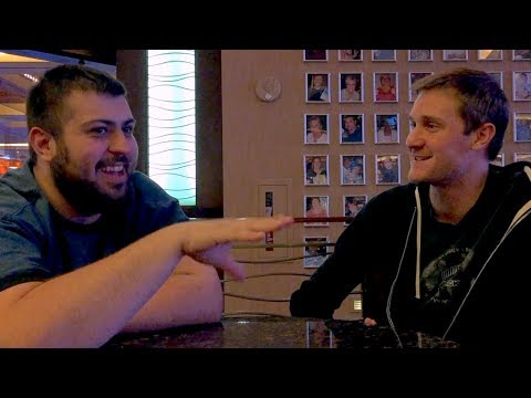 Interview w/WSOP MAIN EVENT GOLD BRACELET WINNER, Scott Blumstein!! - 동영상