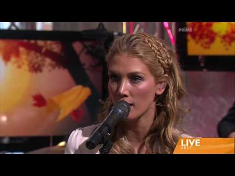 Delta Goodrem - I Can't Break it to my Heart (Live @ Sunrise) 1080p