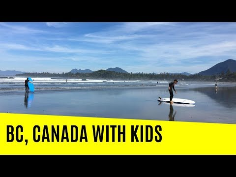 12 THINGS TO DO WITH KIDS IN BRITISH COLUMBIA