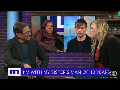 My sister is sleeping with my man of 10 years! | The Maury Show thumbnail