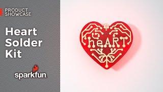 Product Showcase: Heart Solder Kit