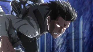 Levi Ackerman vs Kenny Ackerman | Attack on Titan S3 eps.7 | Sub Indo