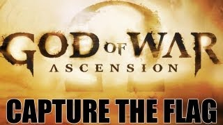 God of War Ascension: Multiplayer - Capture the flag