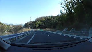 岡山県道469号倉敷総社線、浅羽峠、r421-R429 車載動画