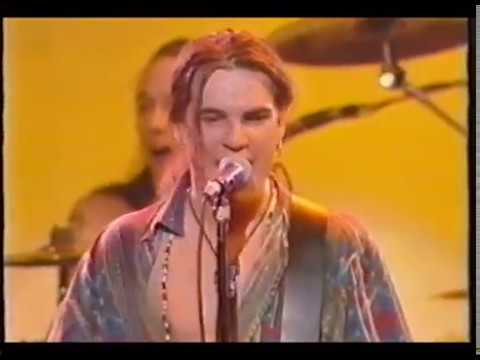 Nick Barker & The Reptiles - Make Me Smile (live in Perth)