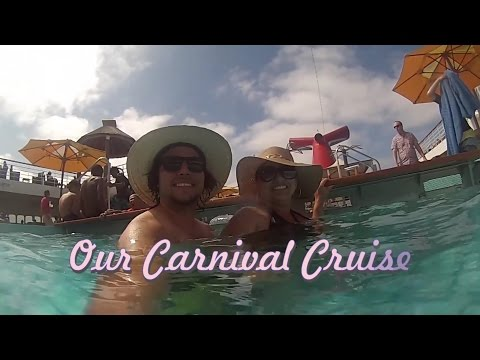 Our Carnival Cruise DOCUMENTARY / VLOG (Catalina Island & Ensenada Baja, Mexico)