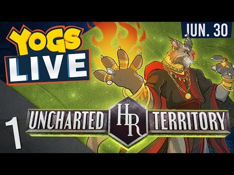 HighRollers D&D: Uncharted Territory - Episode 1 (30th June 2017) AD