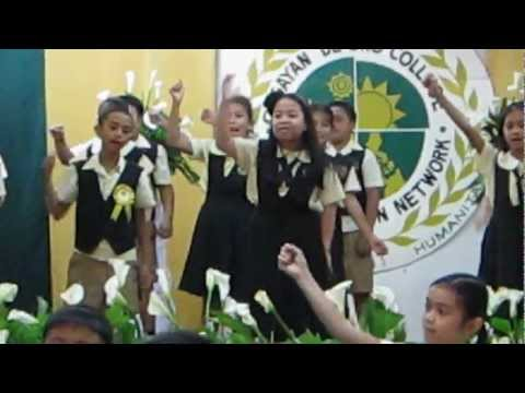 Grade 3 Moving Up 2013 (COC-PEN)