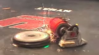 R3 - Shrederator vs. REDRUM
