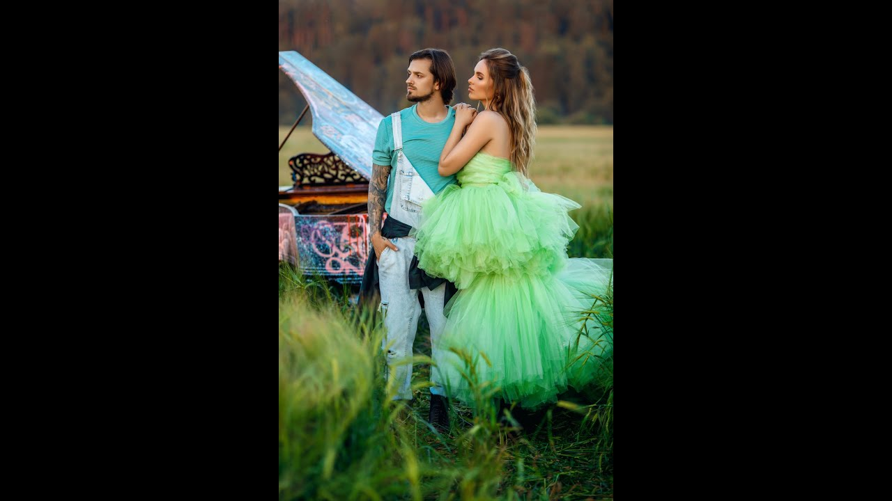 Backstage Mood Video Миша Марвин & Ханна - Французский поцелуй