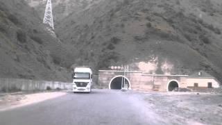Перевал Пенджикент -Худжанд.