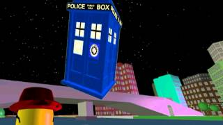 ROBLOX Doctor Who | Contest Winner |