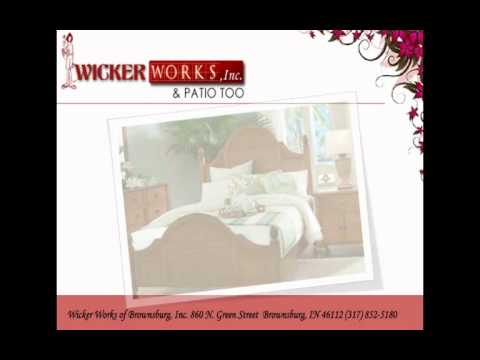 Wicker, Designer Patio, Outdoor, Furniture Stores Indianapolis In : Wickerworksofbrownsburg