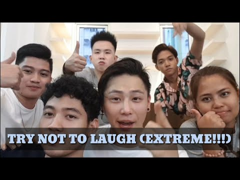 TRY NOT TO LAUGH EXTREME BANINAY BAUTISTA KYO QUIJANO KARL ZARATE AND HUGOT BROTHERS