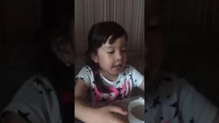 Детский тост С днем рождения!
