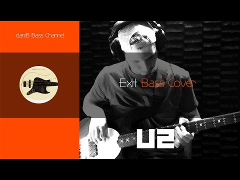 U2 Exit Bass Cover TABS daniB5000