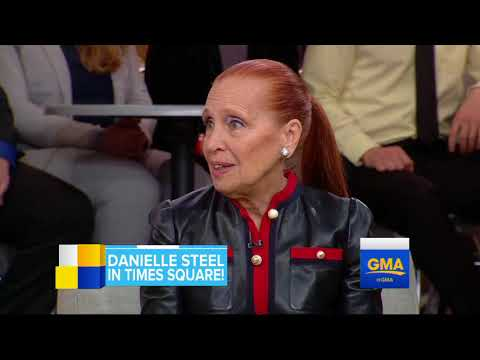 Best-selling author Danielle Steel opens up about 'Accidental Heroes'