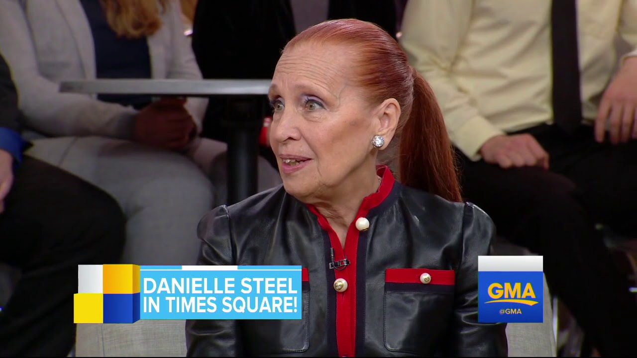 danielle steel  Best-selling author Danielle Steel opens up about 'Accidental Heroes ...