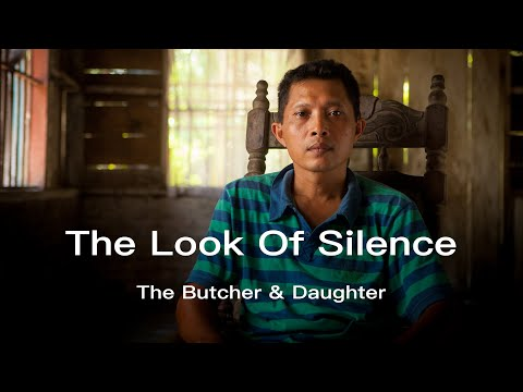 The Look of silence slaughter and daughter 8min