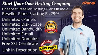 How to start own web hosting company ...
