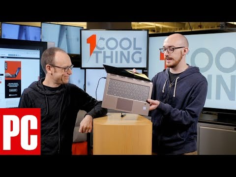 Lenovo Yoga 920: One Cool Thing